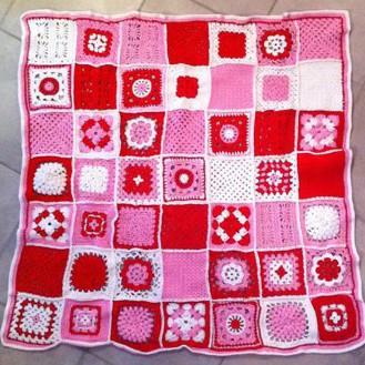 Mia's Blanket